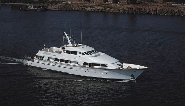 Royal Oak Charter Yacht