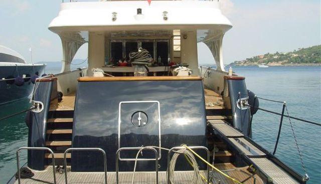 Bugia Charter Yacht - 2