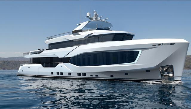 Numarine 37XP/ 01 Charter Yacht
