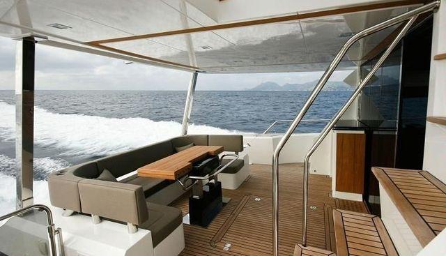 Euphoria Charter Yacht - 2