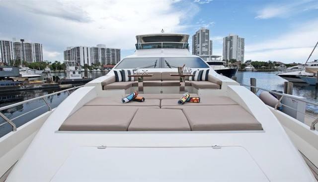 Blue Charter Yacht - 2