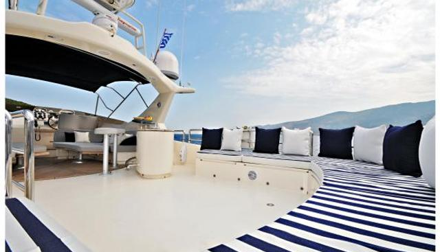 M.T. Time Charter Yacht - 3