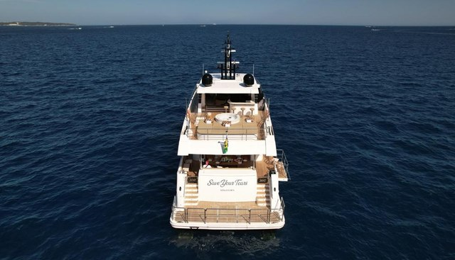 Save Your Tears Charter Yacht - 5