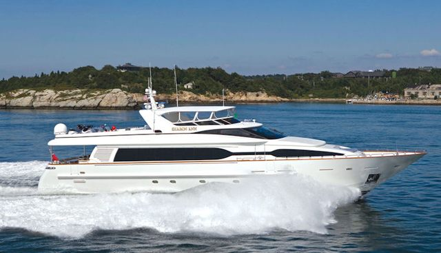 Active Octo Charter Yacht