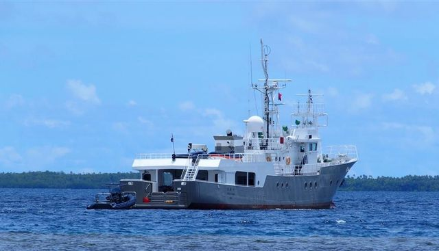 Sharkwater Charter Yacht - 2