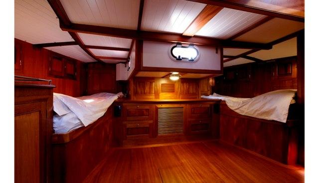 Spirit of Galatea Charter Yacht - 7