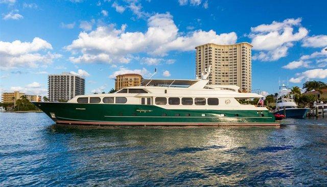 Savoir-Faire Charter Yacht