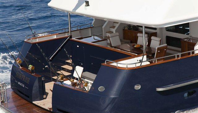 Koi Charter Yacht - 5