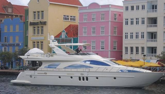 Heather Nikki Charter Yacht
