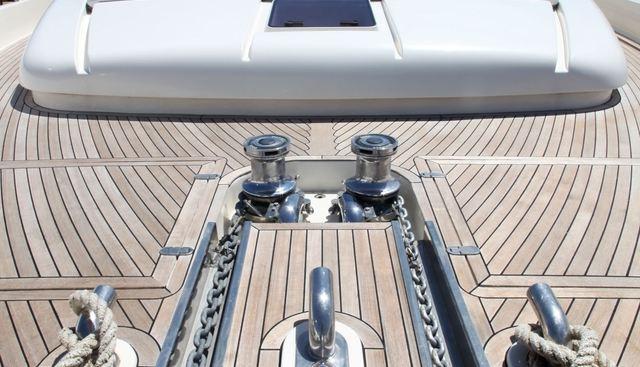Pampero Charter Yacht - 3