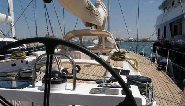 Island Fling Charter Yacht - 5