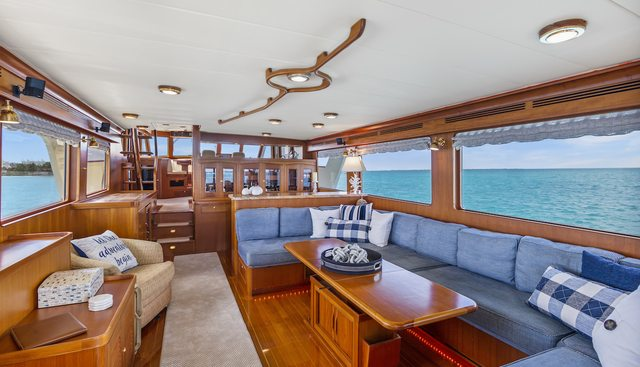 Halcyon Seas Charter Yacht - 7