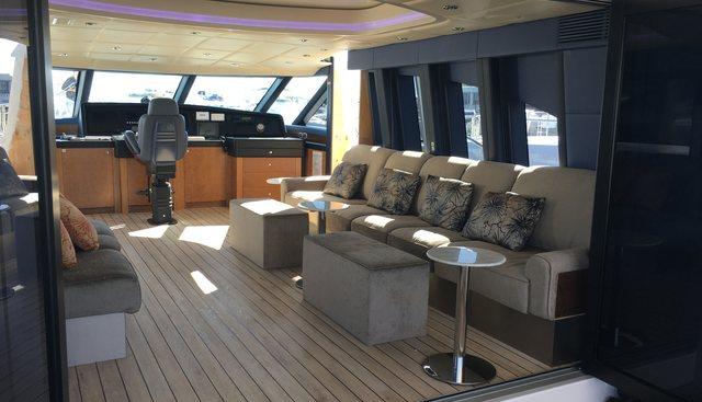 Crystal Blue Charter Yacht - 7