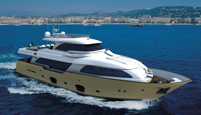 Navetta 26 Crescendo Charter Yacht