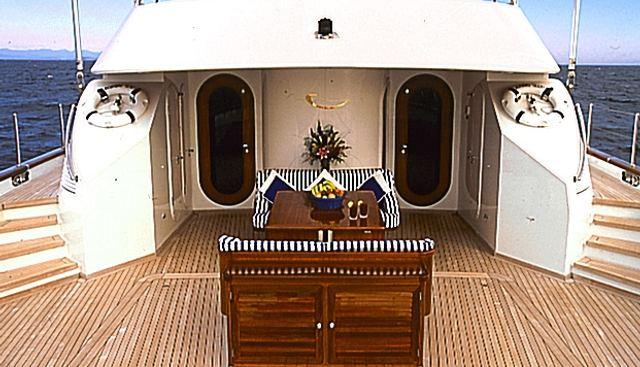 Morning Glory Charter Yacht - 5