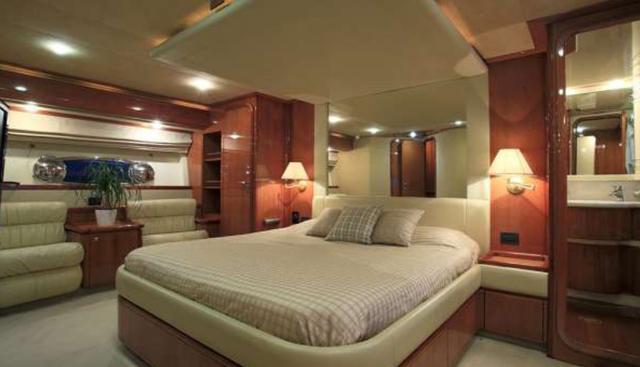 Ade Yeia Charter Yacht - 8
