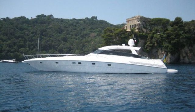 Force 10 (delete) Charter Yacht