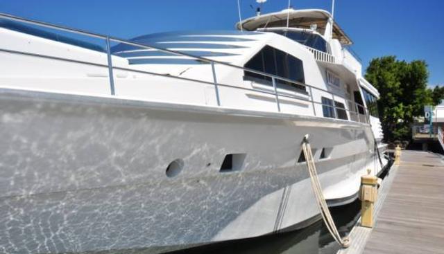 Sassy Charter Yacht - 2