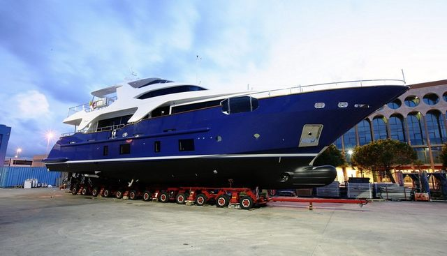 Zaphira Charter Yacht
