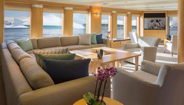 Alucia Charter Yacht - 8