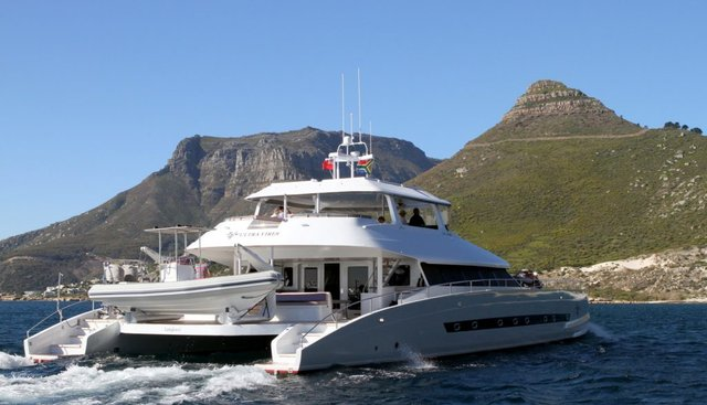 Ultra Vires Charter Yacht - 5