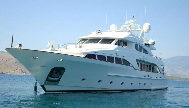 Delight Charter Yacht