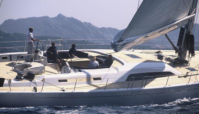 Alexia Charter Yacht - 5