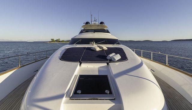 Asha Charter Yacht - 2