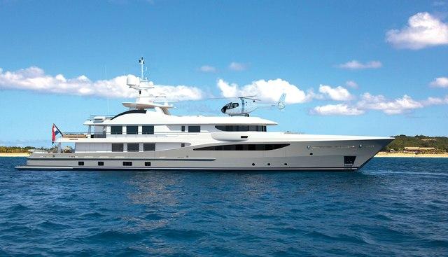Halo Charter Yacht - 8