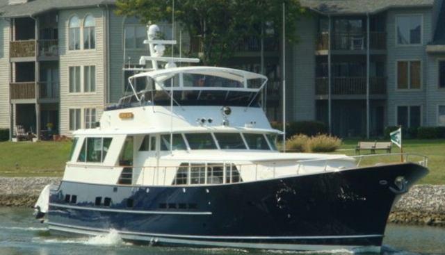 Wolverine Charter Yacht - 3