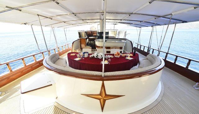 Berrak Su Charter Yacht - 2