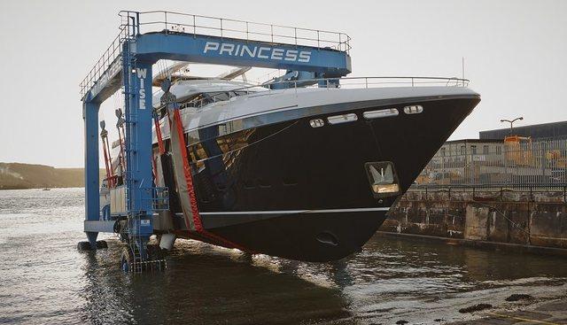 Flying Fish Charter Yacht
