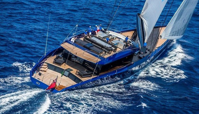 Better Place Charter Yacht - 5