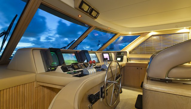 Felina Charter Yacht - 2