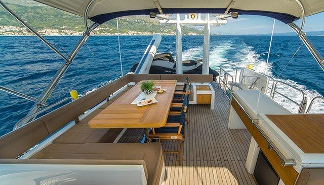 Schatzi Charter Yacht - 2