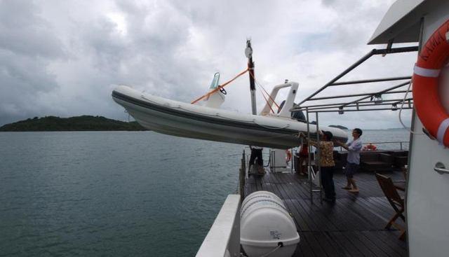Kama Bay Charter Yacht - 3