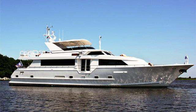 Innovator Charter Yacht