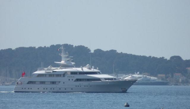 Paris Charter Yacht - 2