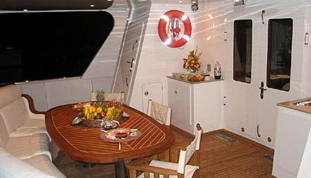 2002 83' Inace Explorer Charter Yacht - 3