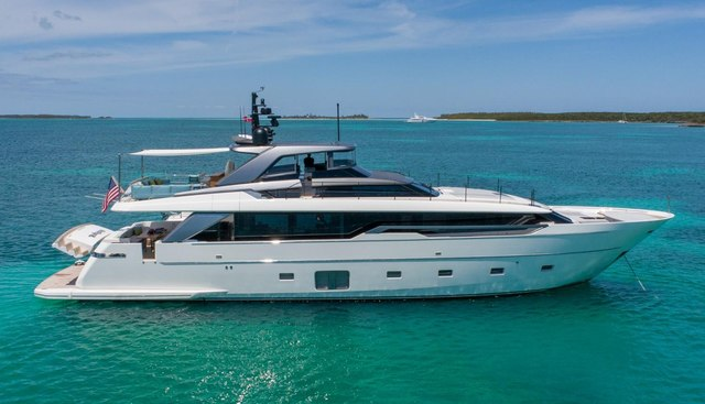 Ninipop XL Charter Yacht