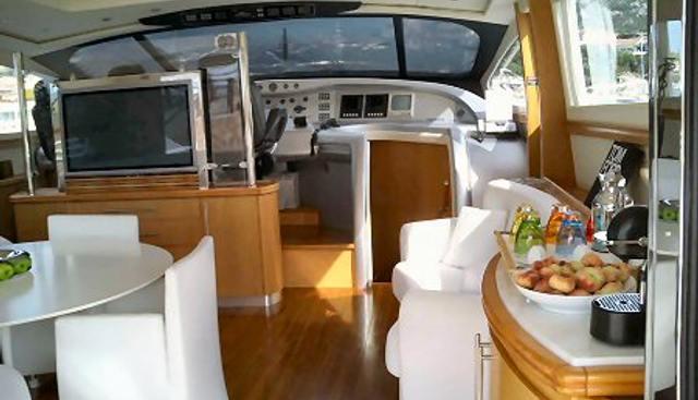 Amora Charter Yacht - 4
