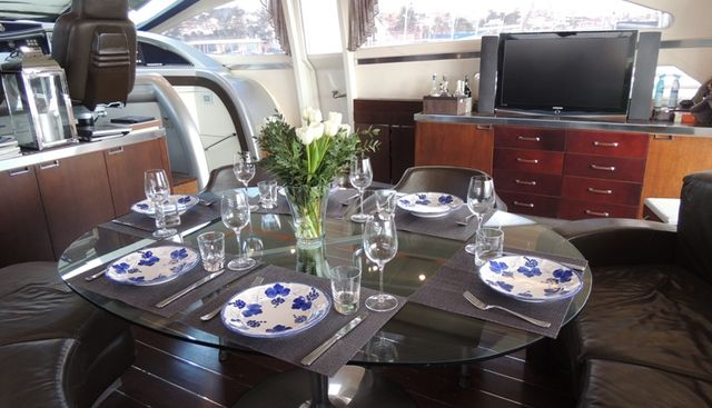 Cinque Charter Yacht - 7