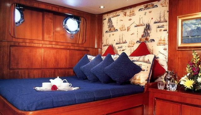 Christianne B Charter Yacht - 8