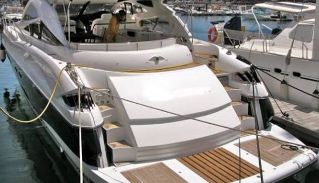 Lara Sofia Charter Yacht - 3
