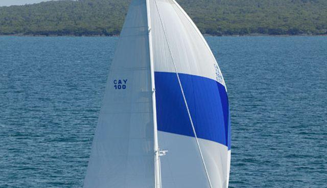 Symmetry Charter Yacht - 3
