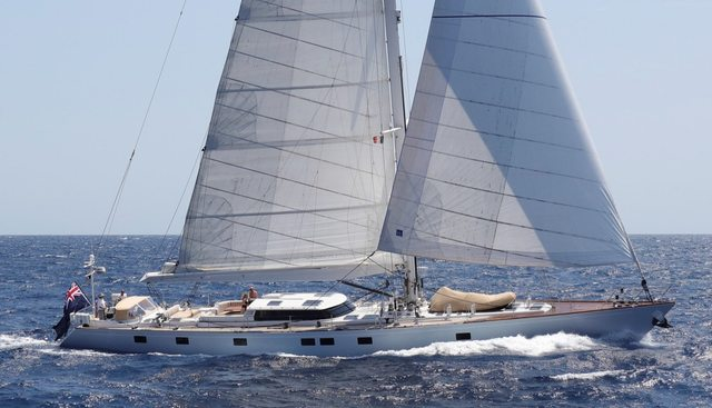 Elton Charter Yacht