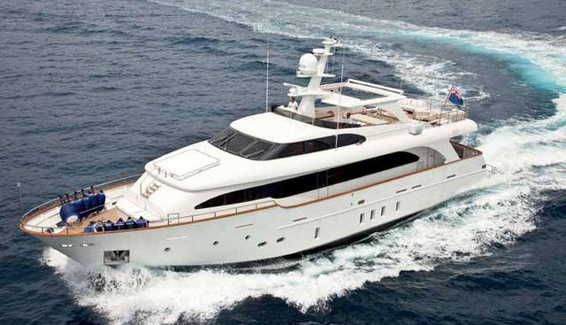 La Chilonga II Charter Yacht - 2