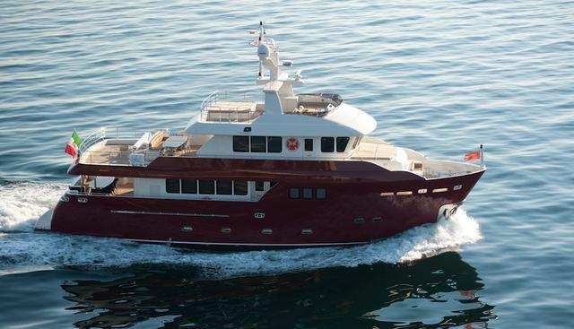 Gra Nil Charter Yacht