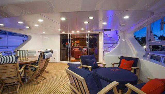 Paradigm Charter Yacht - 6