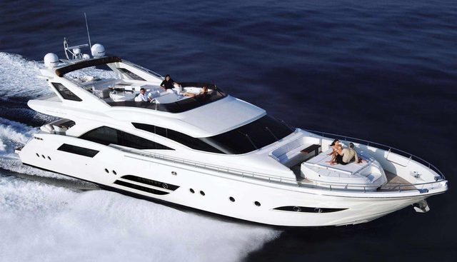 Fashion Style Charter Yacht - 8